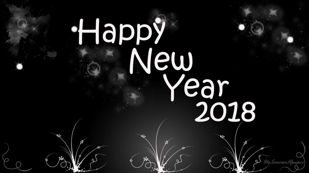30 Beautiful New Year 2018 Full Hd Wallpapers Cpm