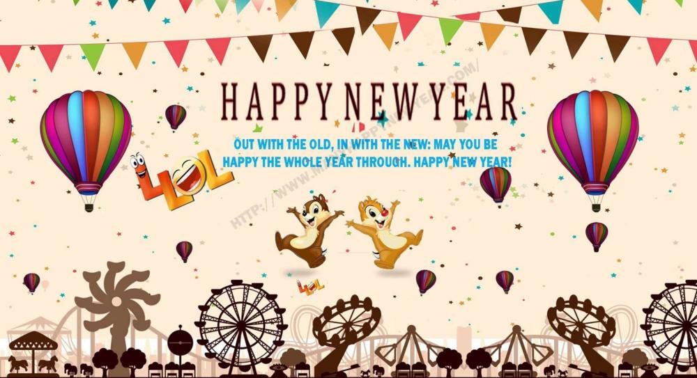 30+ Beautiful New Year 2018 Full HD Wallpapers - CPM