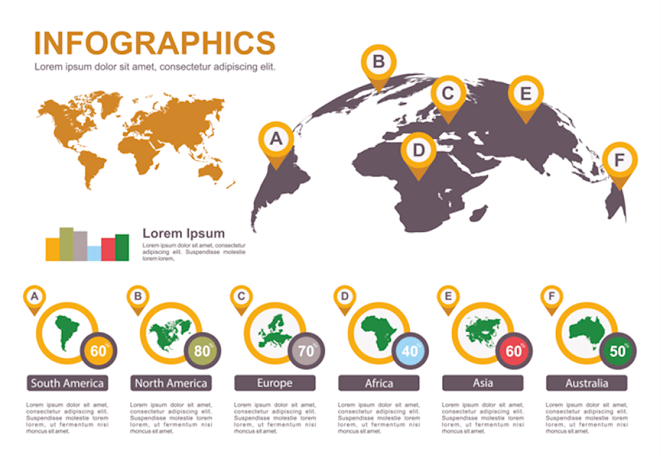 15+ Infographic Templates to Create Amazing Designs - CPM