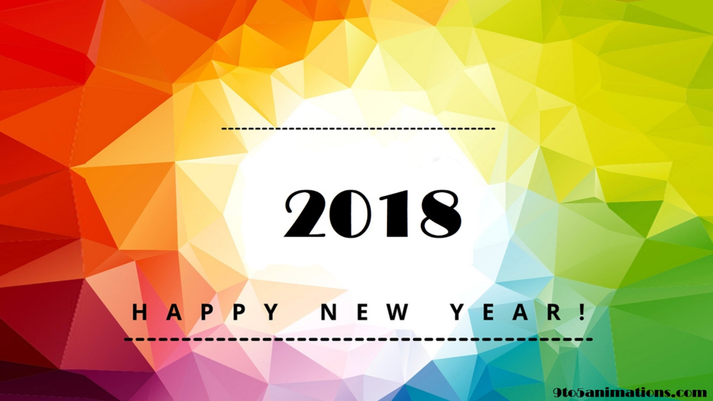 30+ beautiful new year 2018 full hd wallpapers - cpm
