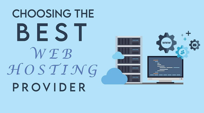 Choose your hosting provider with care