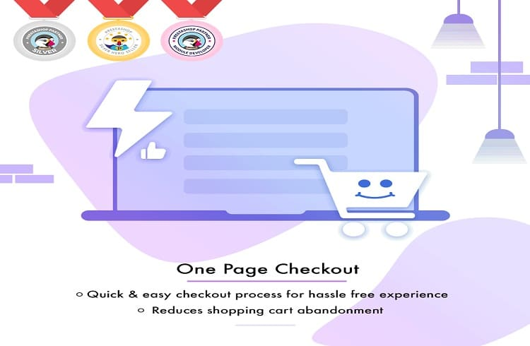 easy checkout process
