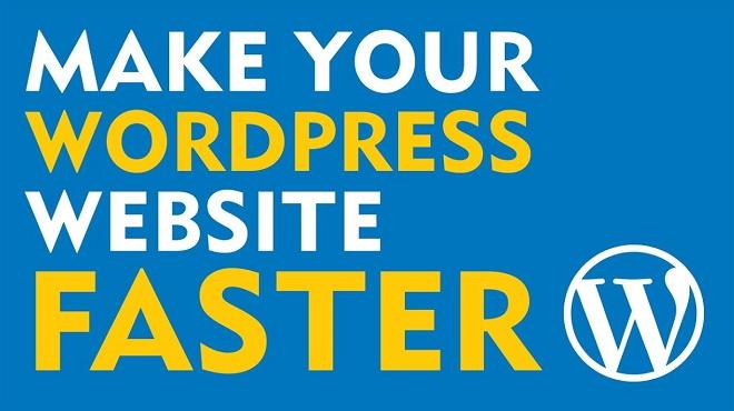 website faster
