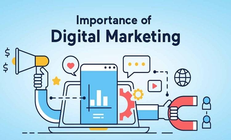 Digital Marketing important