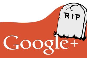 Google+ RIP