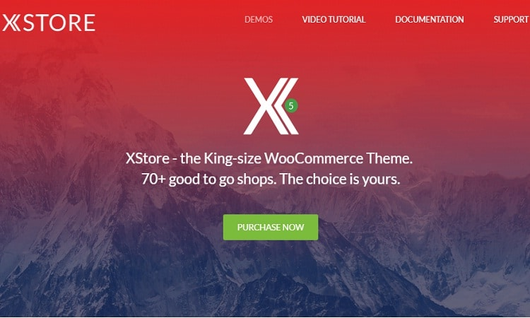 XStore- Theme
