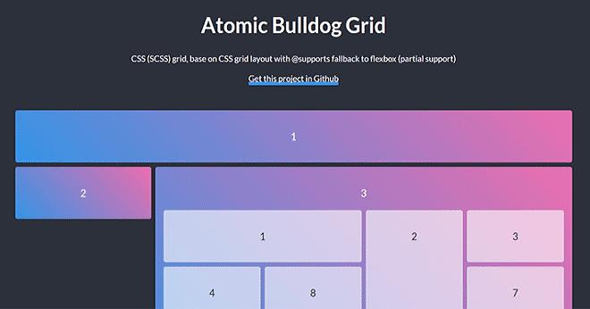 Atomic Bulldog Grid