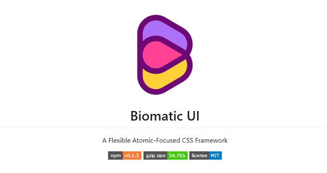 Biomatic UI