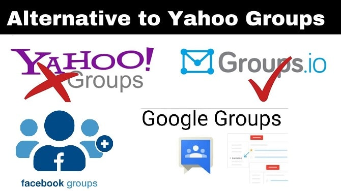 Alnate of Yahoo Group