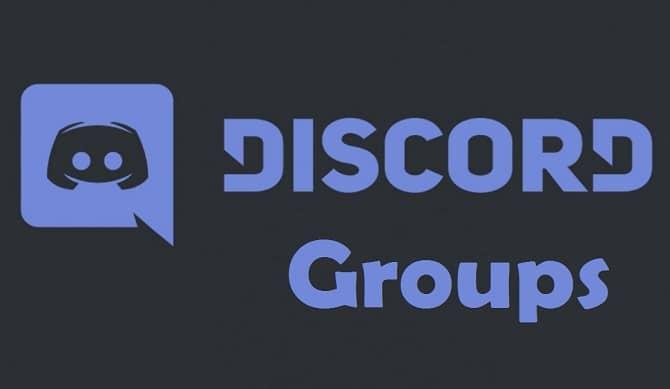 Discord Groups