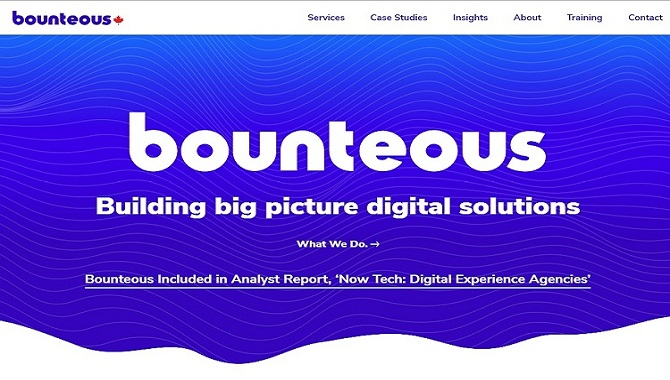 Bounteous - ecommerce development companies