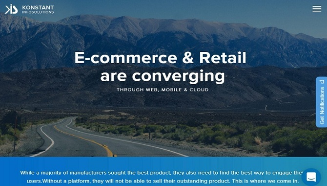 Konstant Infosolutions - ecommerce development companies