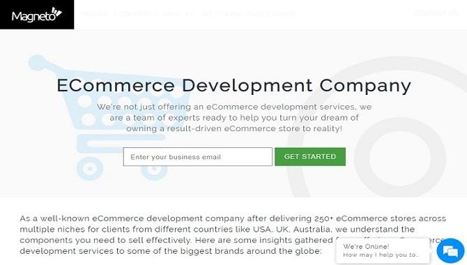 Magneto IT Solutions - best ecommerce development companies