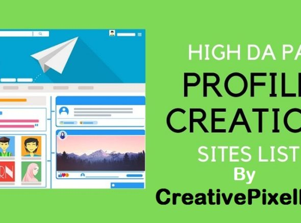 High DA PA Dofollow Profile Creation Sites List