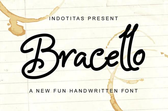 Bracello
