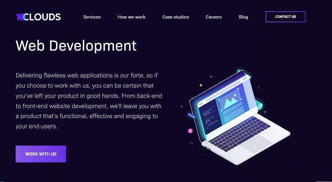 10clouds - Web Development Companies