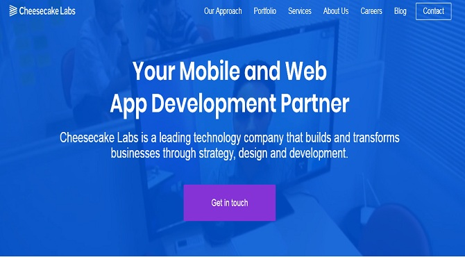 cheesecakelabs - Web Development Companies
