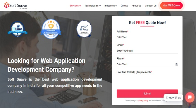 softsuave - Web Development Companies