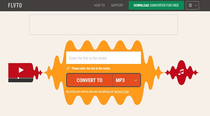 flvto - Youtube Mp3 Converter