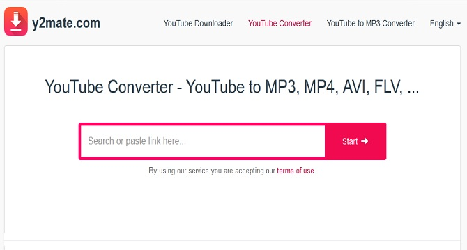 y2mate - Youtube Mp3 Converter