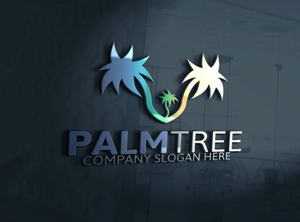 Palm Tree Logo Designs