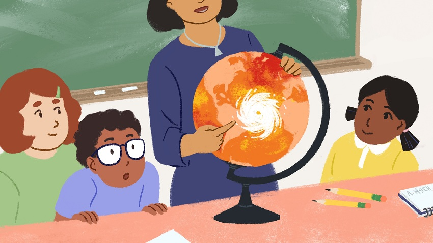 Teach Your Child About Climate Change