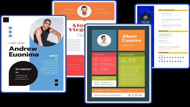 Portfolio and Resume