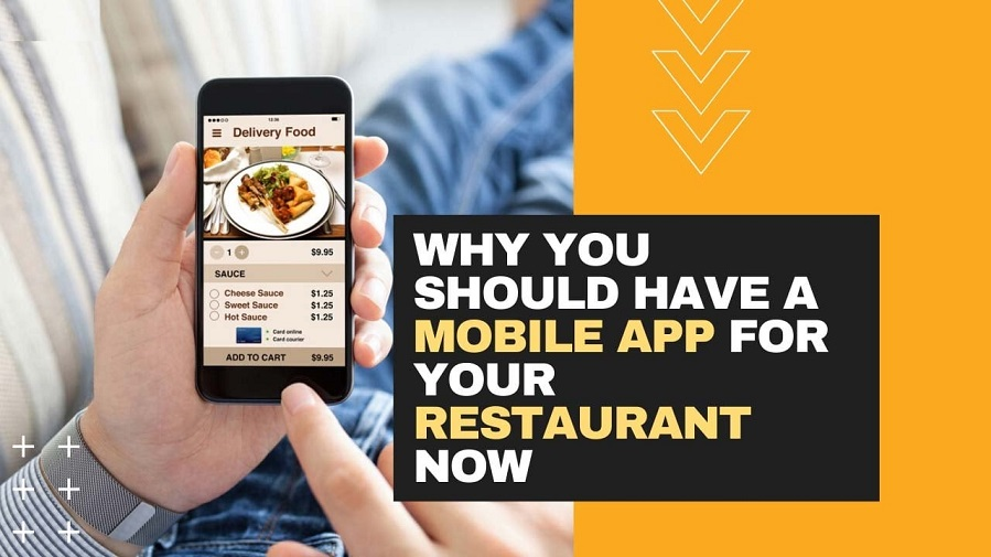 Super Benefits of Using a Mobile App for Your Restaurants