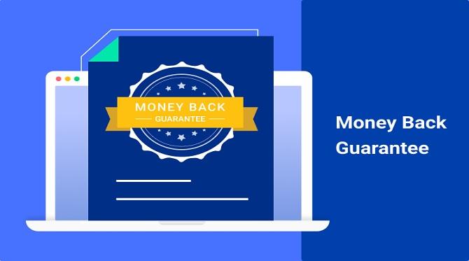 Money-Back Guarantee Offers