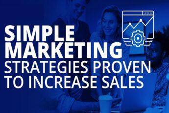 Strategies to Increase Online Sales