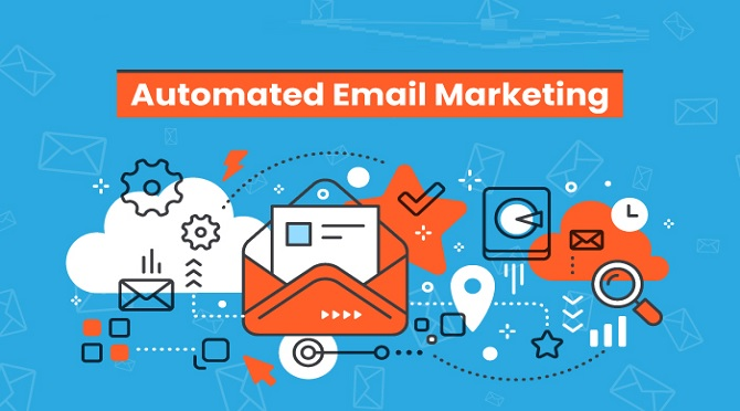 Automated & Personalised Email Marketing