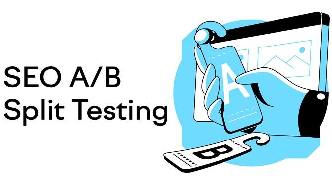 SEO A B split Testing